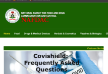 NAFDAC RECRUITMENT PORTAL 2021 APPLICATION FORM OUT