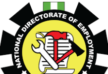 NDE RECRUITMENT 2021 APPLICATION FORM OUT APPLY NOW