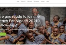 TEACHFORNIGERIA RECRUITMENT 2021 APPLICATION FORM OUT