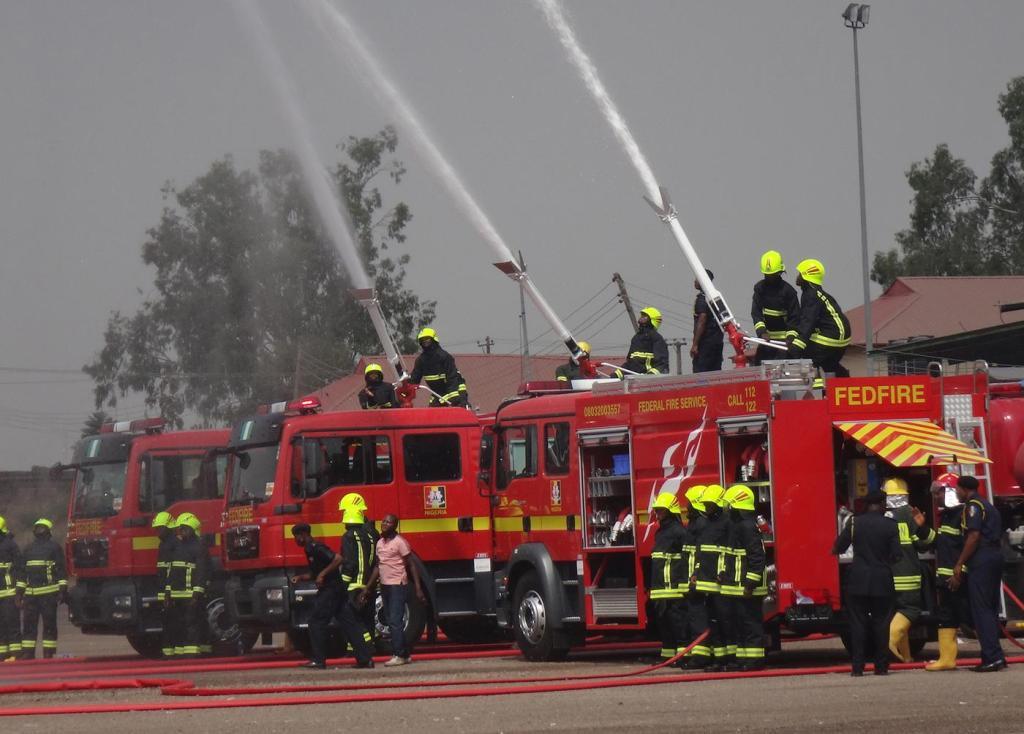 FEDERAL FIRE SERVICE RECRUITMENT FOR GRADUATE SENIOR INSPECTOR 2021