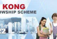HONG KONG PHD FELLOWSHIP SCHOLARSHIP SCHEME 2021 INFORMATION UPDATE