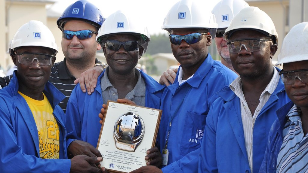 JULIUS BERGER NIGERIA PLC RECRUITMENT 2021 APPLY NOW