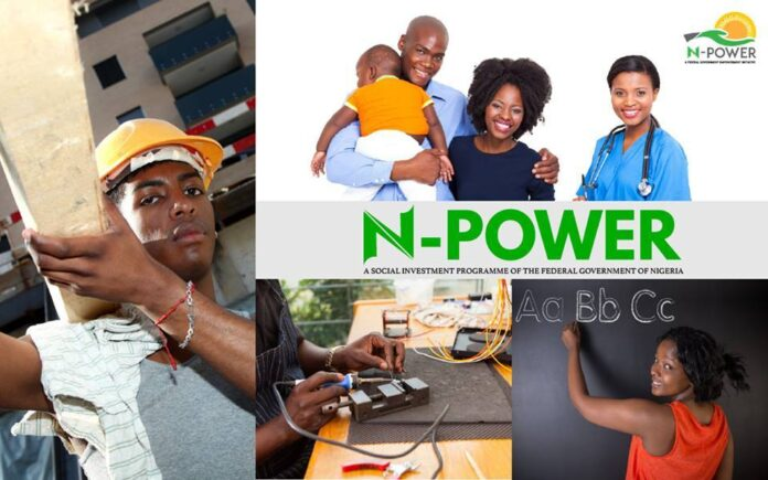 NPOWER TRANSITION PORTAL RECRUITMENT 2021 SEE APRIL UPDATE