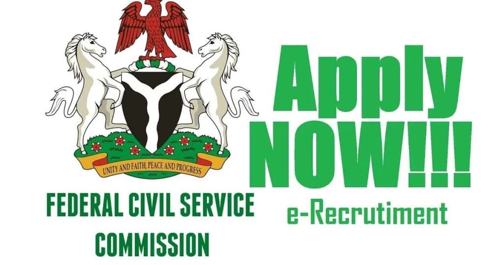 UPDATE ABOUT FEDERAL CIVIL SERVICE RECRUITMENT 2021 APPLY NOW