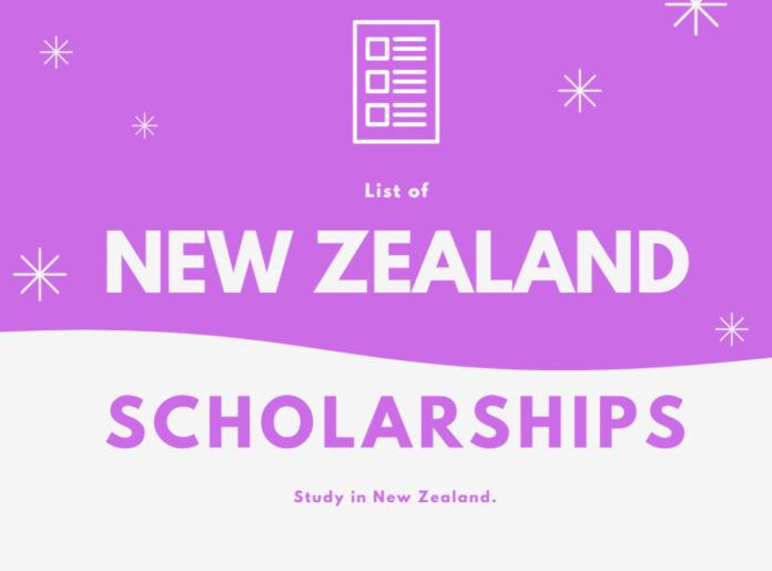 ZEALAND SCHOLARSHIPS APPLICATION FORM OUT 2021 FOR INTERNATIONAL STUDENTS