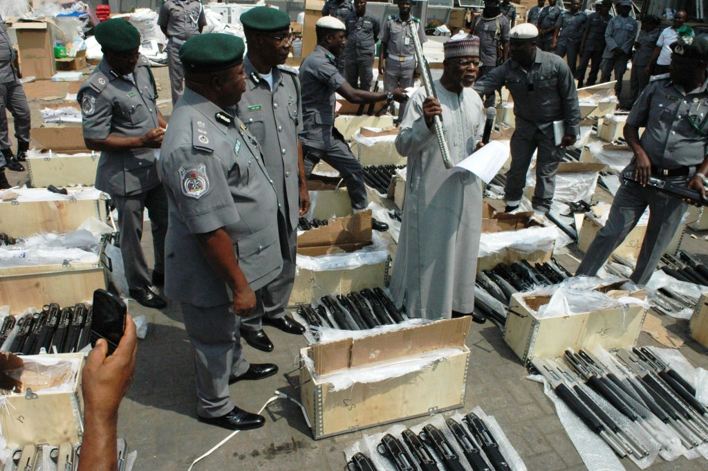 NIGERIA CUSTOMS RECRUITMENT 2021 JULY APPLICATION FORM OUT