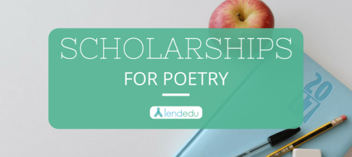 TOP 15 POETRY SCHOLARSHIPS FOR CREATIVE STUDENTS 2021 APPLY NOW