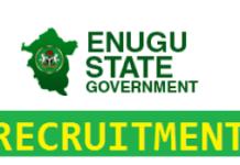 ENUGU STATE CIVIL SERVICE COMMISSION RECRUITMENT 2021 APPLY NOW