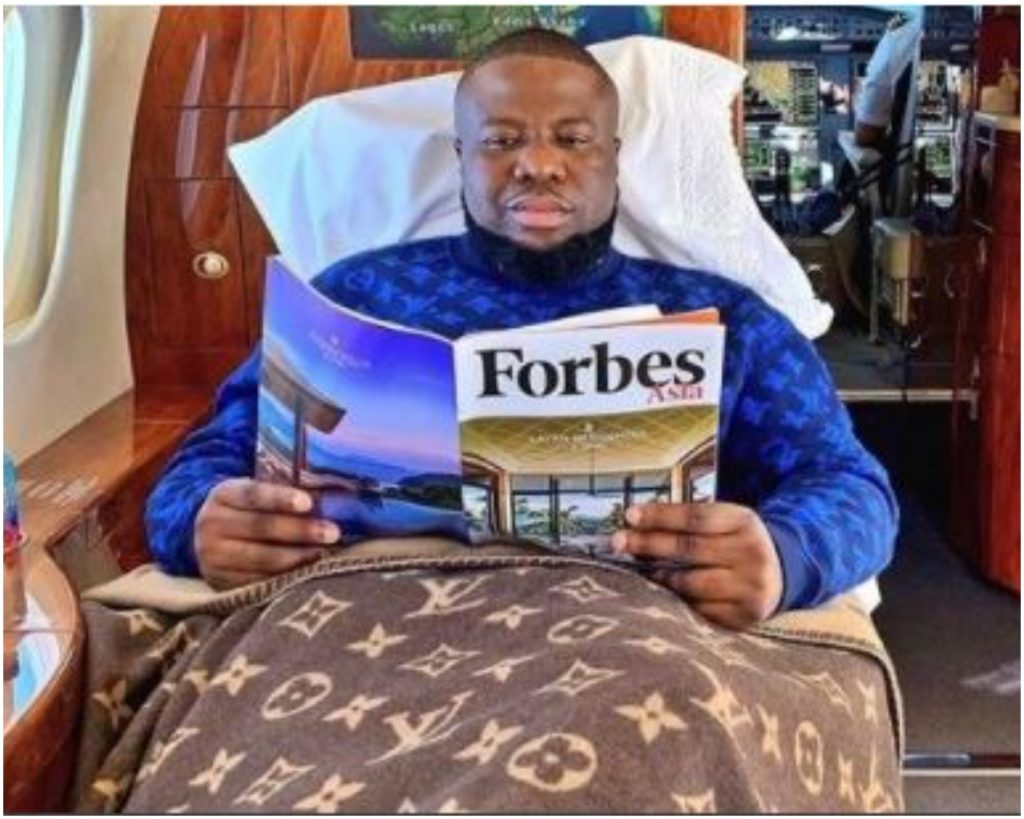 INSTAGRAM REVEALS WHY HUSHPUPPI'S ACCOUNT STILL ACTIVE AND SAFE