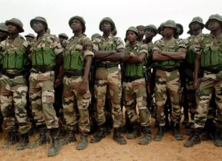 THINGS YOU NEED TO KNOW ABOUT NIGERIAN ARMY RECRUITMENT TRAINING 2021